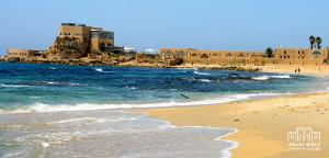 Caesarea ©Israel Bible Tours