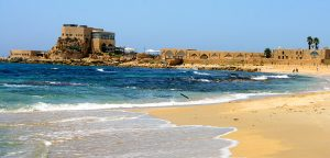 Caesarea on Israel Bible Tours