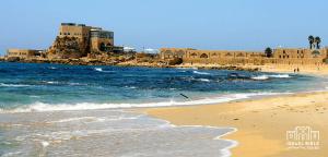 Caesarea Holy Land Tour