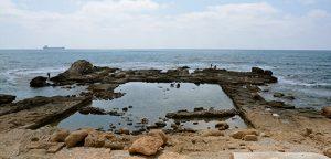 Caesarea Maritima on Israel Bible Tours