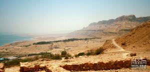 En Gedi taken on Israel Bible Tours