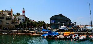 Jaffa Harbor