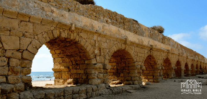 Roman Aqueducts Holy Land Tours