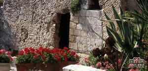 Garden Tomb taken on Israel Bible Tours